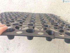 商洛车库阻根板%汉中种植屋面蓄排水板