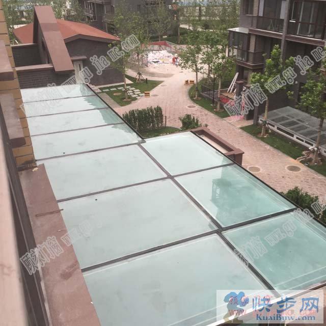 北京专业安装耐力板雨棚,阳台遮阳棚