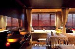 纯正规的洗浴中心杭州SPA休闲腿酸是怎么按摩