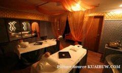 杭州现在能去的洗浴会所去了一次桑拿spa休闲会所