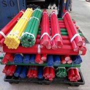 防腐蚀尼龙塑料棒材厂家直营 尺寸稳定性好尼龙塑料棒材