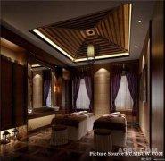 纯正规的洗浴中心杭州桑拿养生按摩背部有什么
